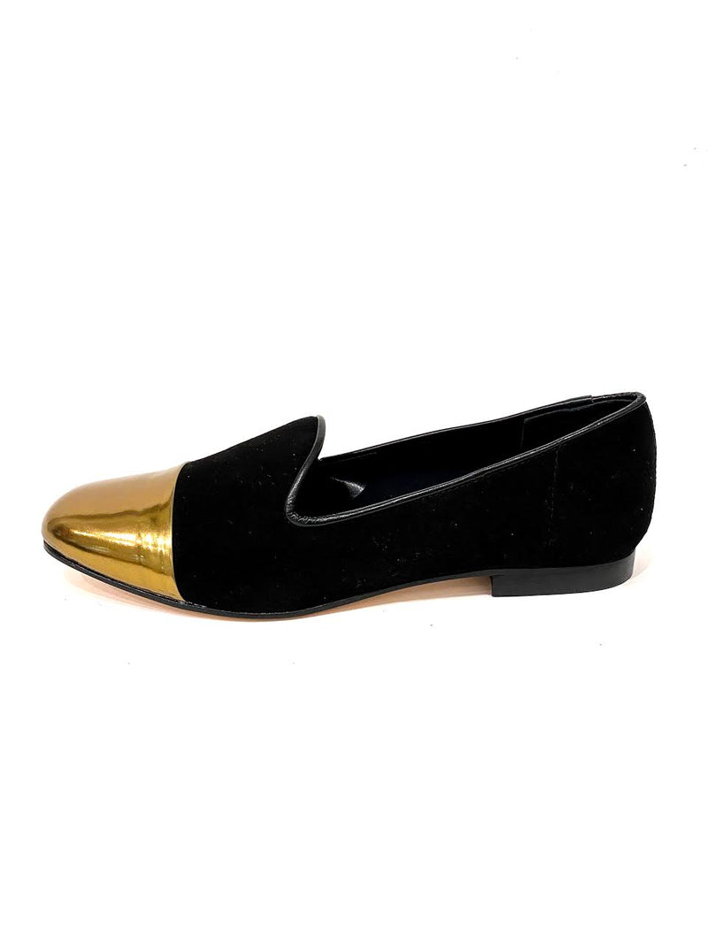 Bettye Muller Vivian Suede Loafer