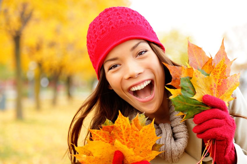Natural Skin Care Tips for Fall from Seed