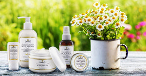 Seed Face and Body Care is ready for spring
