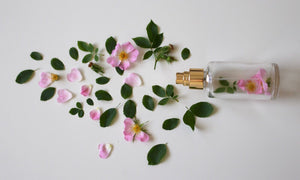 The link between artificial fragrance and skin aging