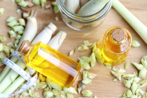 Seed Face and Body Care skin care products offer real lemongrass essential oil