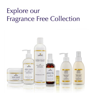 Explore Seed Fragrance Free Collection of Face and Body Care products