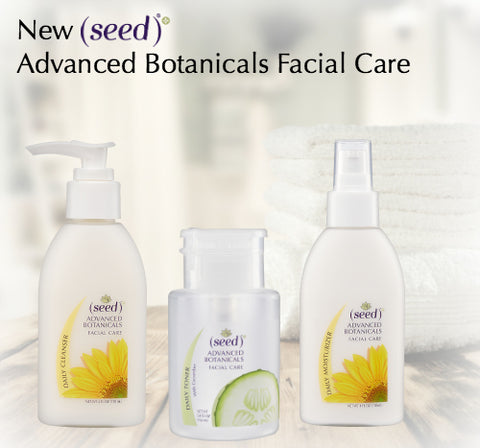 NEW Seed Advanced Botanicals Daily Regimen
