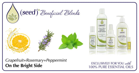 Seed Body Care On the Bright Side Beneficial Blend
