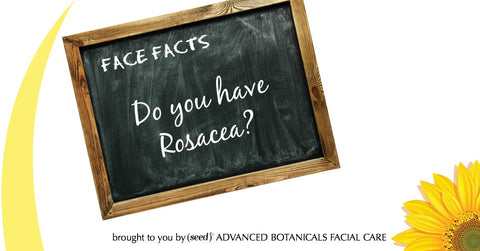 Seed talks about rosacea