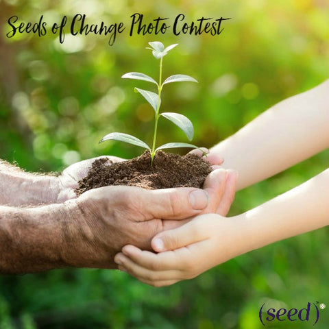 Seed Earth Day Photo Contest