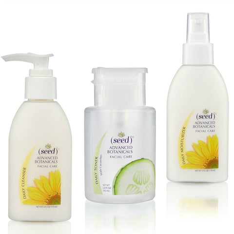 Seed sunflower skin care