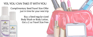 Seed Free Travel Size Offer