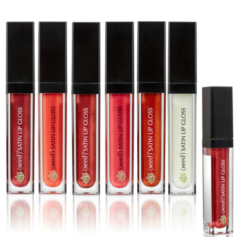 Seed introduces truly natural lip gloss