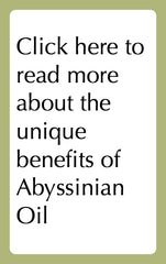 Seed Satin Lip Gloss features benefits of Abyssinian Oil