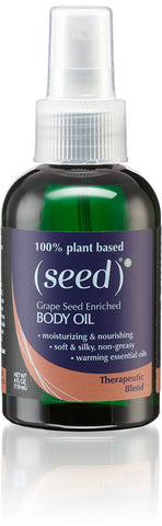 Seed Therapeutic Blend Body Oil with spray mist