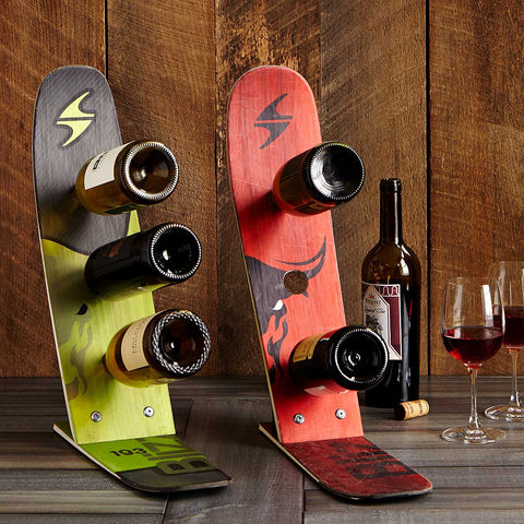 Wine rack gifts for exhilaration seed body care