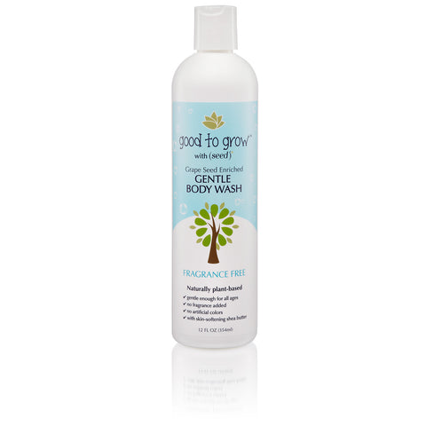 Good to Grow Fragrance Free Body Wash