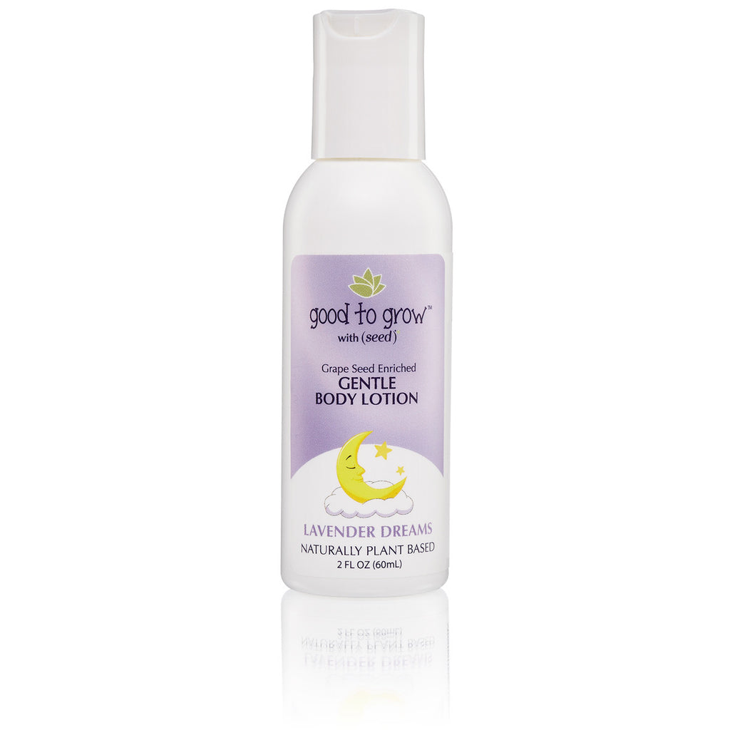 Good to Grow Gentle Body Lotion Lavender Dream Travel Size