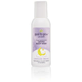Good to Grow Gentle Body Wash Lavender Dream Travel Size