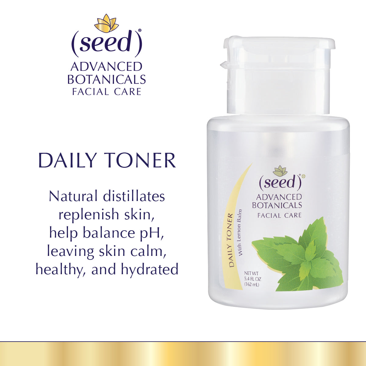 Seed Advanced Botanicals Daily Face Toner Benefits