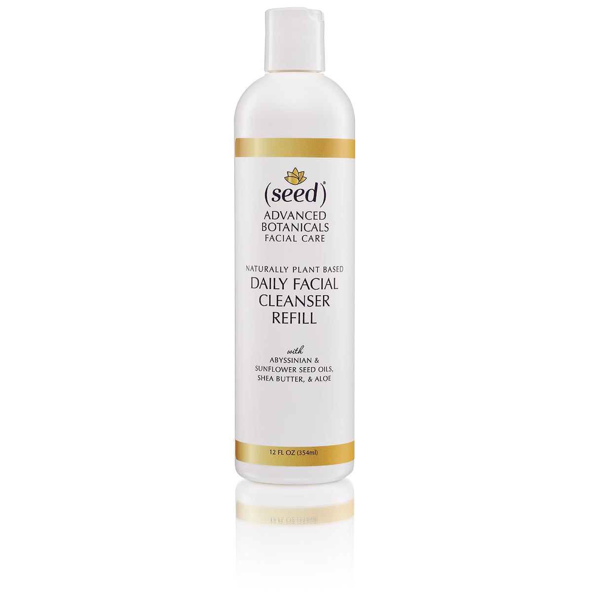 Seed Advanced Botanicals Facial Cleanser Wash Refill
