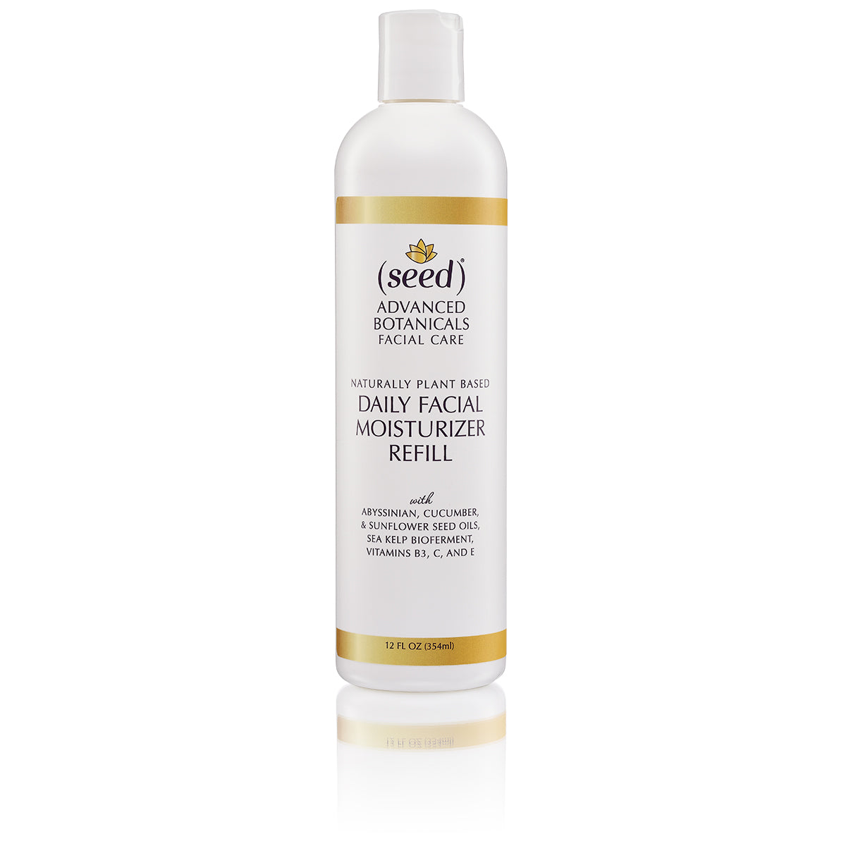 Seed Advanced Botanicals Facial Moisturizer Refills