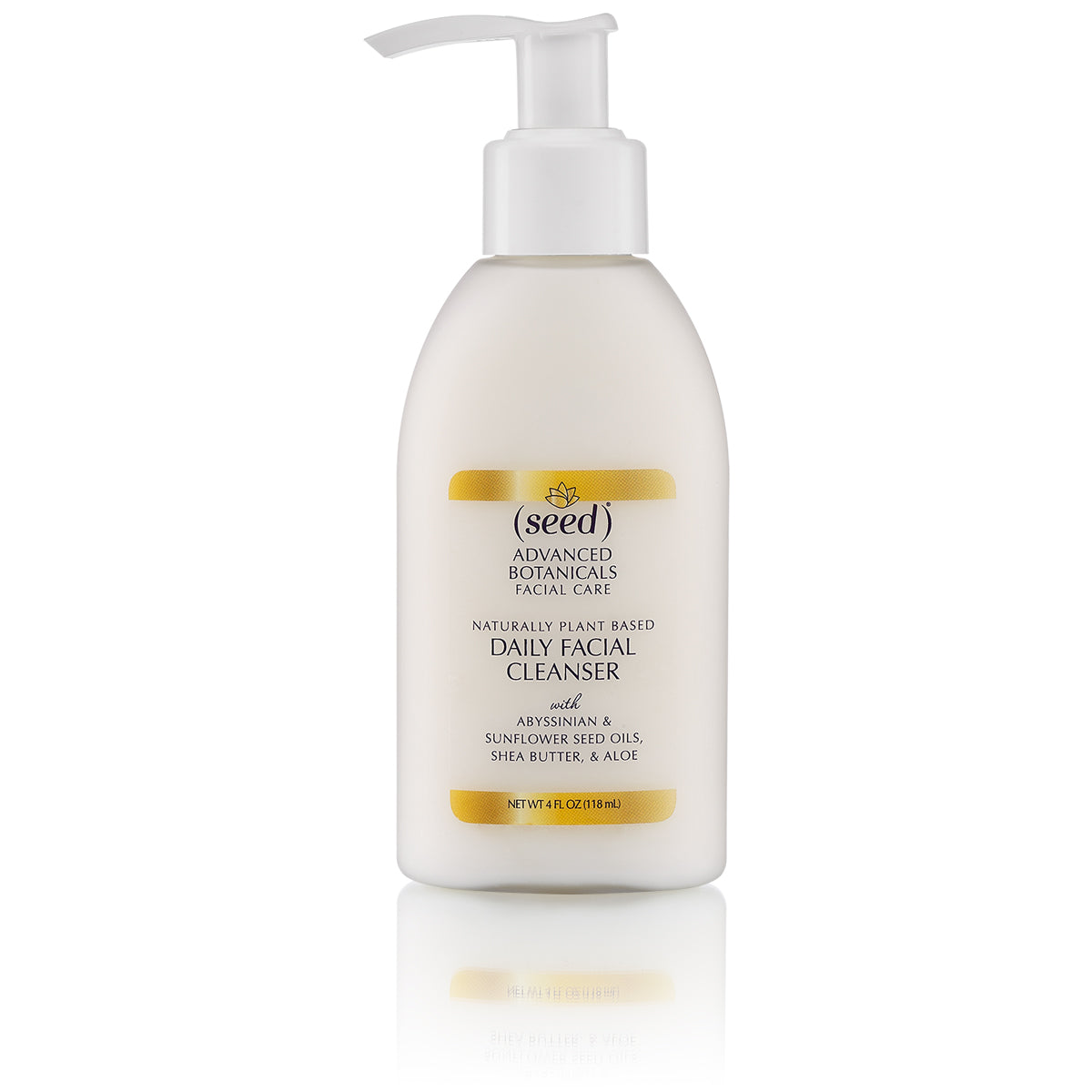 Seed Advanced Botanicals Facial Cleanser Wash