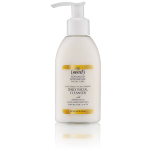 Seed Advanced Botanicals Face Wash Cleanser