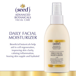 Seed Advanced Botanicals Daily Facial Moisturizing Lotion Benefits