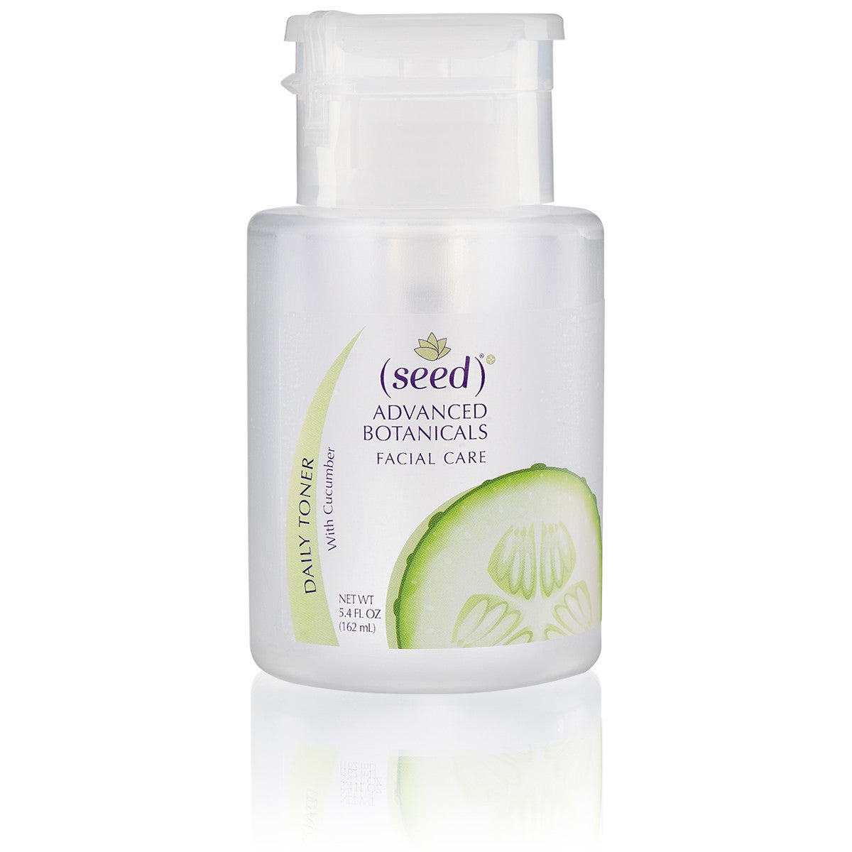 Seed Advanced Botanicals Cucumber Facial Toner