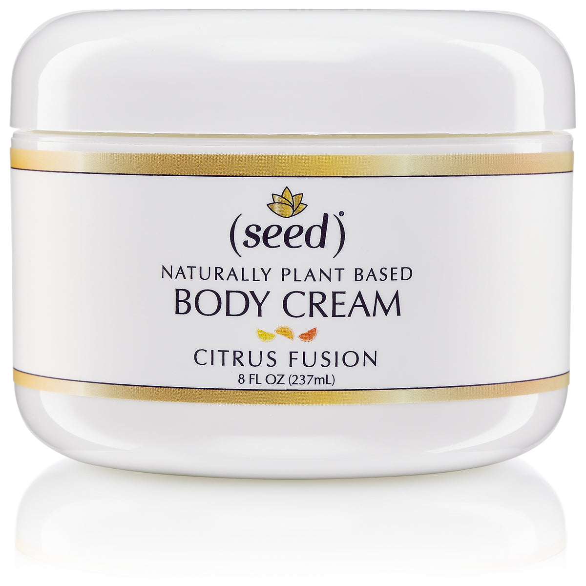 Seed Citrus Fusion Silky and Rich Body Cream