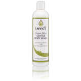 Seed Gentle Body Wash Feeling Queasy Relief Beneficial Blend (Ginger, Peppermint, Lemongrass Essential Oils)
