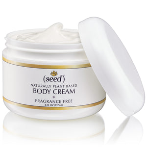 Seed Fragrance Free Silky and Rich Body Cream