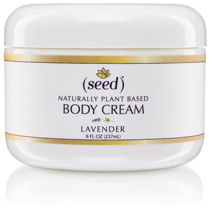Seed Silky and Rich Lavender Body Cream