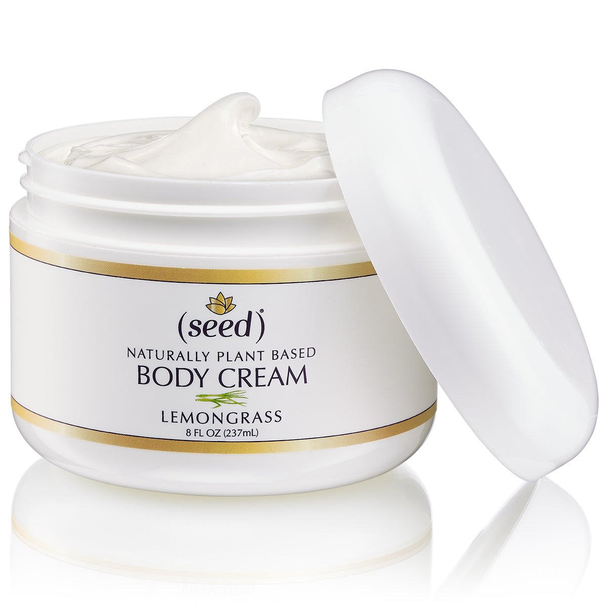 Seed Silky and Rich Body Cream with Lemongrass Essential Oil