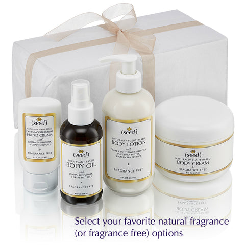 Seed Body Care Seeds of Change Gift Set