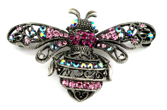 Bug Out About Insect Jewelry Trend