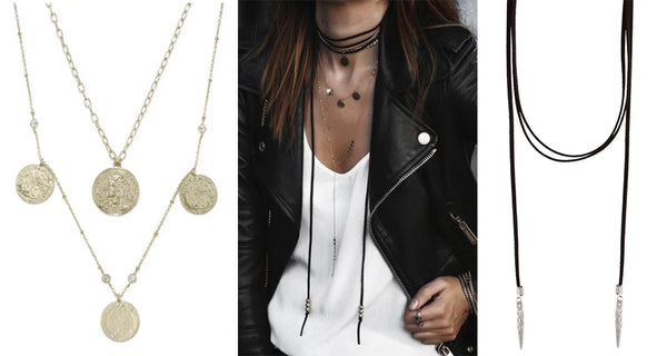 Trending Leather Jewelry