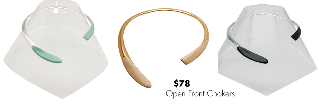 open front chokers