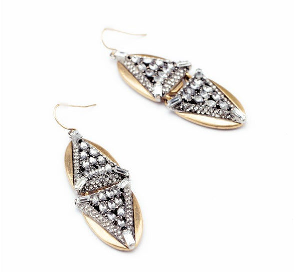 earrings - Gatsby Earrings - Girl Intuitive - China -