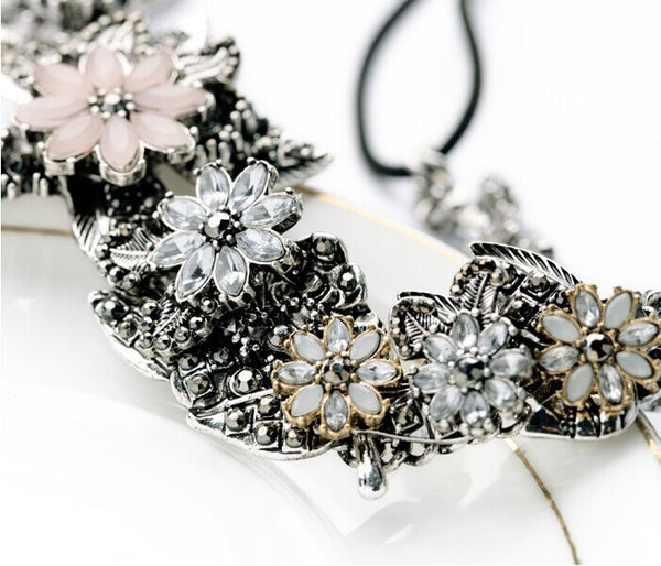 Floral Glam Hairband