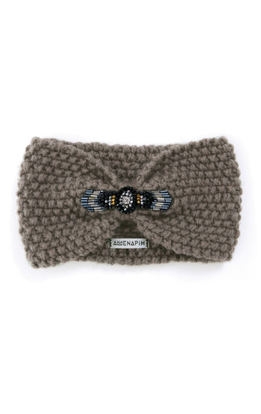Amenapih Foxy Grey Headband