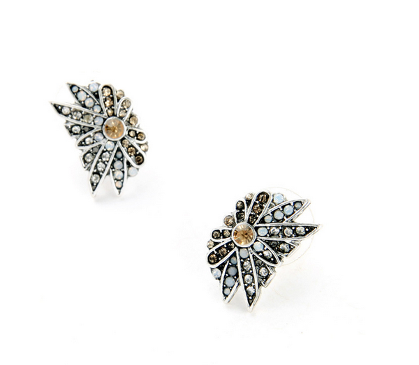 American Indian Earring Studs - Girl Intuitive