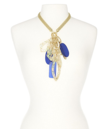 Beside the Shore Statement Necklace - Girl Intuitive
