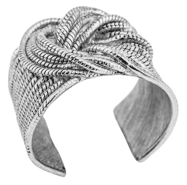 Boating Knot Cuff - Girl Intuitive