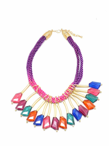 Candy Statement Necklace