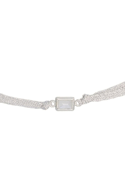 Chan Luu Mokuba Choker moonstone center
