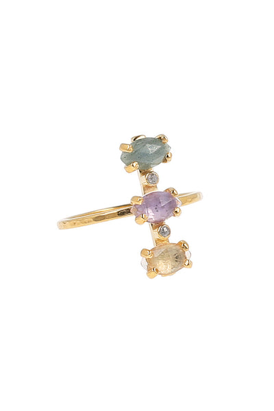Chan Luu Multi Stone Diamond Ring