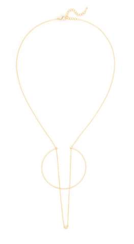 Circle Swing Necklace chain