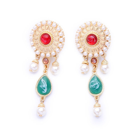 Eastern European Style Earrings