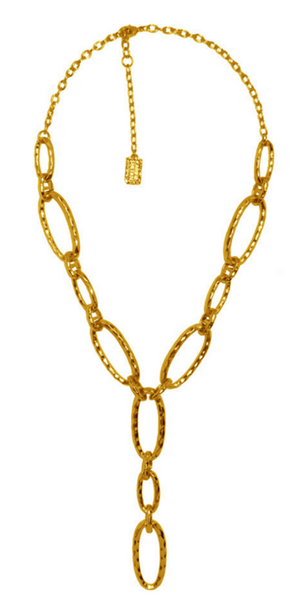 Elise Gold Necklace