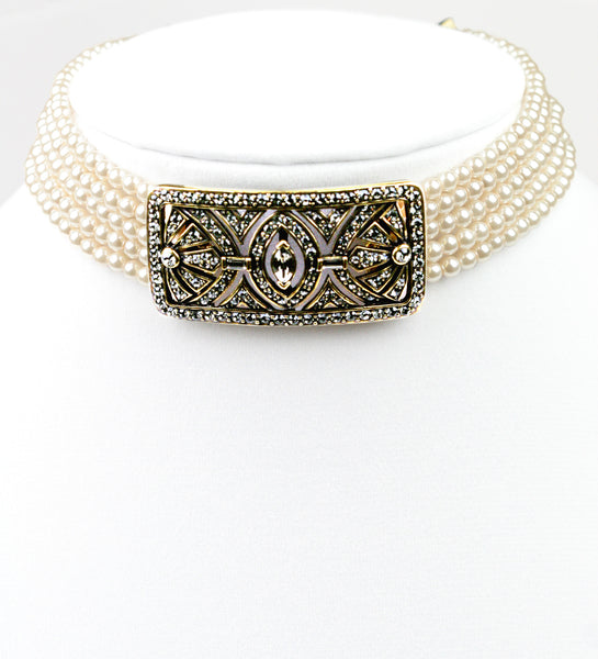 """Effortless Elegance"" Choker - Girl Intuitive"