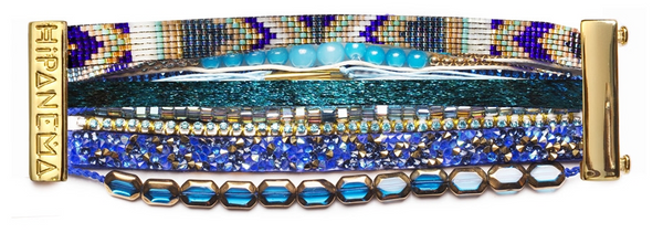 Hipanema Peacock Bracelet