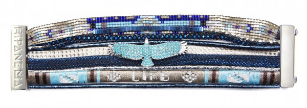 Hipanema BlueLife Bracelet
